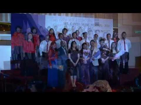 A night of Bel Canto 27th July 2014