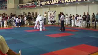 Худяков Сергей vs Ковальчук Иван финал