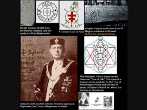 The illuminati  - Templar Jesuit -  Front Organistaion