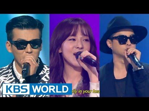Jinusean - Tell Me (Feat. Sandara Park) / Tell Me One More Time [Yu Huiyeol's Sketchbook]