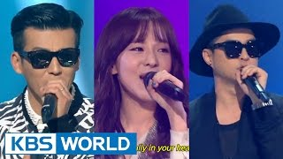 Jinusean - Tell Me (Feat. Sandara Park) / Tell Me One More Time [Yu Huiyeol