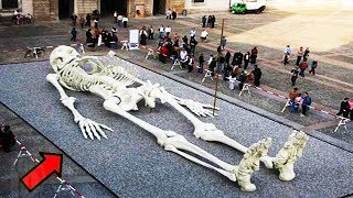 10 Discoveries That Prove Giants Actually Exist!