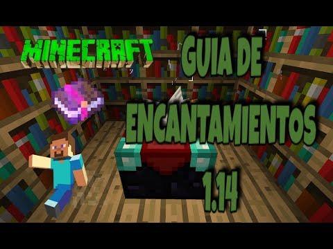 Guia De Encantamientos Minecraft 1.14 - 1.15 | 2020 | GoldemSheep
