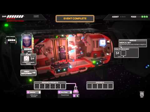Lets Try: Tharsis  DiceBased Space Survival Game! Part 2