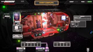 Let's Try: Tharsis - Dice-Based Space Survival Game! Part 2
