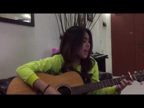Malaikat Baik-Salshabilla Adriani(Akustik)Cover By Vina Afay