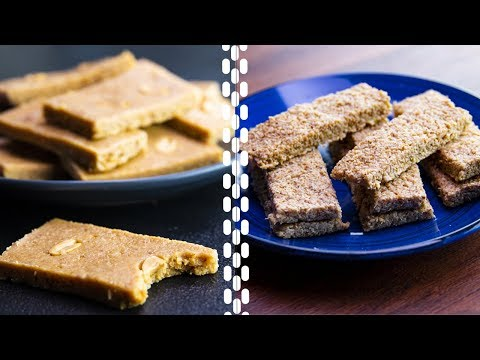 6 Healthy Protein Bars For Weight Loss