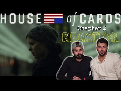 """House of Cards - Season 1 Episode 2 REACTION! """"Chapter 2"""" 1x2"""