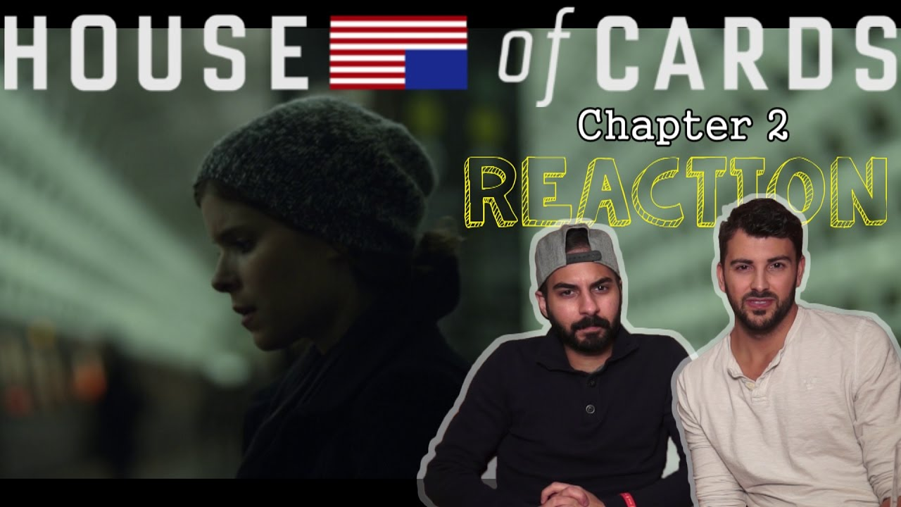 """Download House of Cards - Season 1 Episode 2 REACTION! """"Chapter 2"""" 1x2"""