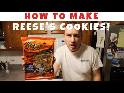 How To Make Reese's Cookies