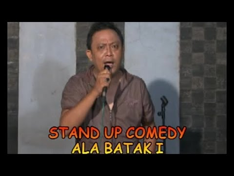 Sibahen Mekkel Vol. 5 - Stand Up Comedy Ala Batak 1 Edwin Samosir (Comedy Video)