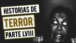 HISTORIAS DE TERROR (RECOPILACIÓN DE RELATOS LVIII)