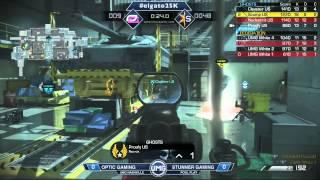 Optic Gaming vs Stunner Gaming Game 1 UMG Nashville  2014