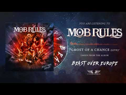 """MOB RULES """"Ghost Of A Chance (live)"""""""