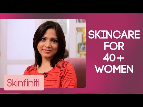 Skincare for 40 Year Old Women | Skincare During Menopause | Dr.Jaishree Sharad