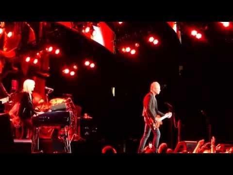 """Fleetwood Mac """"I'm So Afraid"""" Live Toronto February 3 2015"""