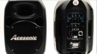 Acesonic PS-410 400W Professional 10