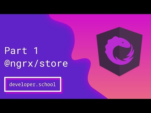 Build a Shopping List with @ngrx: Part 1 @ngrx/store + devtools thumbnail