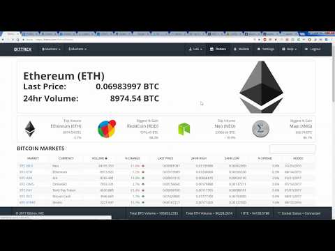 How to trade Bitcoin for Altcoins and learn about cryptocurrency