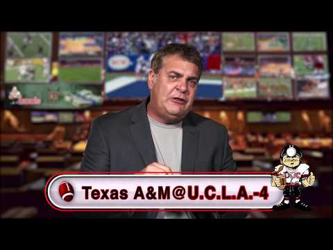Week 1 College Football Picks – Tony George of Doc's Sports 9/3