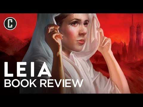 Leia: Princess of Alderaan Book Review - Jedi Council