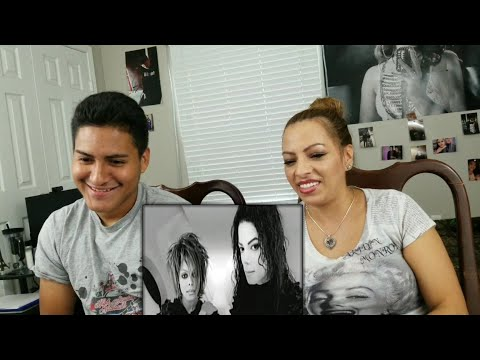 MOM REACTS TO MICHAEL JACKSON, JANET JACKSON- SCREAM (OFFICIAL VIDEO)