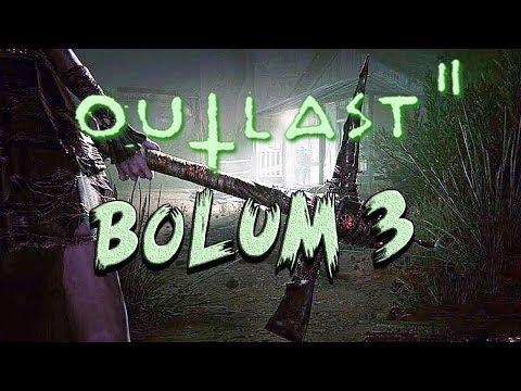 Korkuyorum #2 Outlast 2 - Bölüm 3 - (BOŞ BÖLÜM)