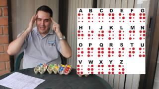 Aprenda Braille Fácilmente en 10 Minutos