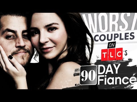 10 Worst Couples on 90 Day Fiancé | Where Are They Now?