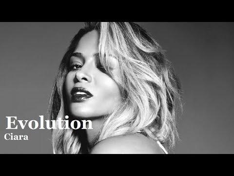 evolution of Ciara songs