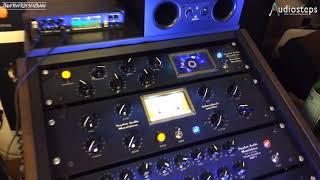 Tegeler Audio Manufaktur RaumZeitMaschine Hardware Reverb Superbooth 2018