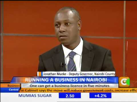 Business Center: Running a Business in Nairobi