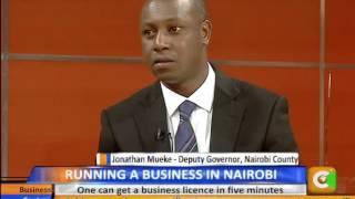 Business Center: Running a Business in Nairobi