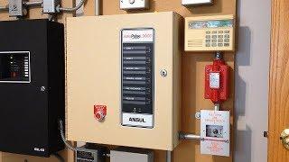 System Test 45 | Halon System Special: Ansul AutoPulse 2000