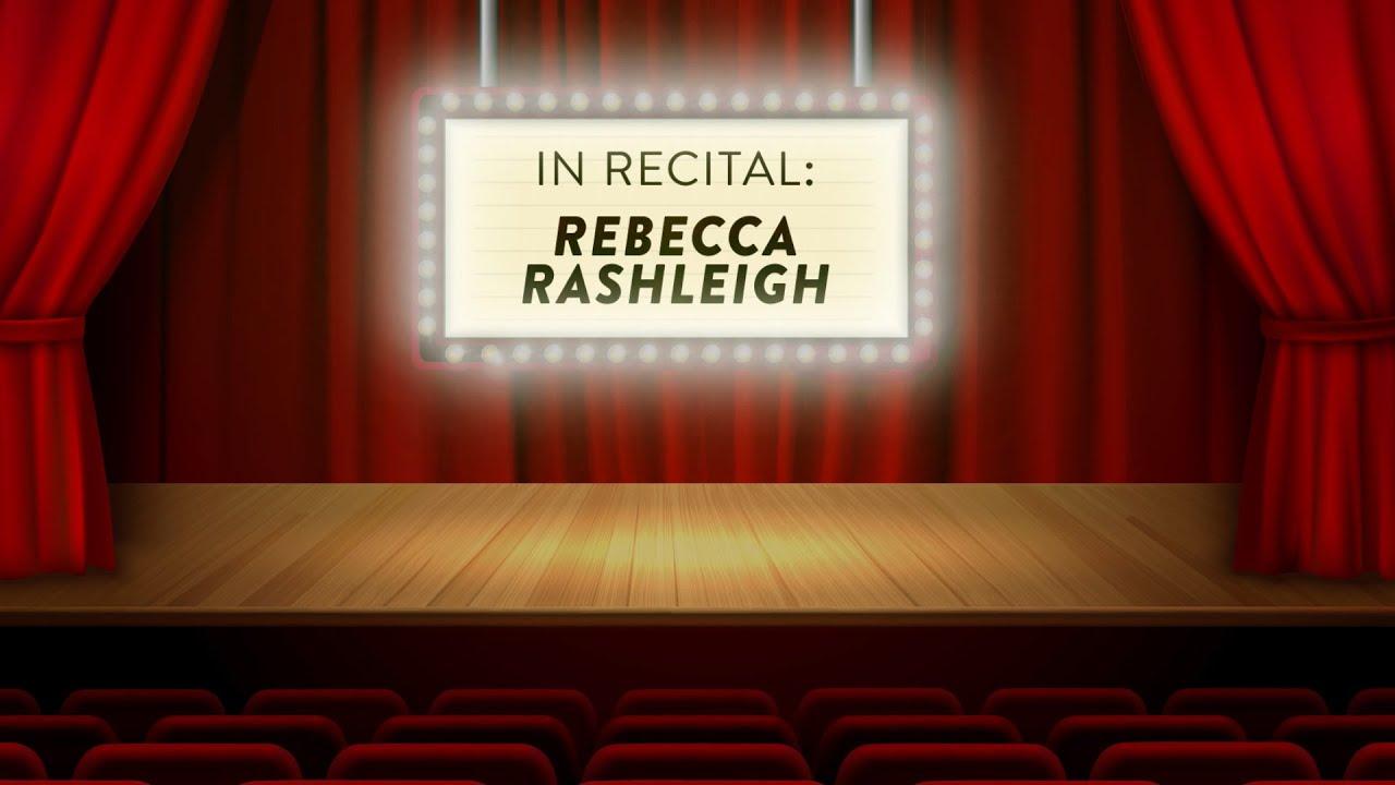 Victorian Opera - In Recital: Rebecca Rashleigh