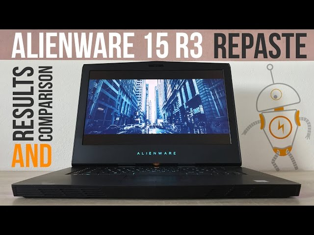 Alienware 15 R3 (GPU OC) - Thermals after repaste / Grizzly Conductonaut
