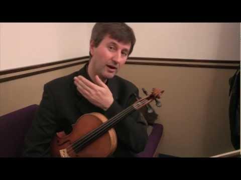 Phil Hall, Sub-Principal Viola, BBC Symphony Orchestra