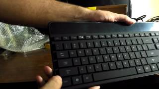 Unboxing of Canyon CNS-HKB5 Keyboard