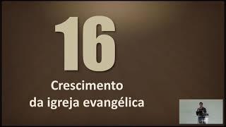 EBD Online | Crescimento da igreja evangélica | Pb. Evandro Oliveira