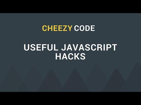 Useful JavaScript Hacks For A Web Developer