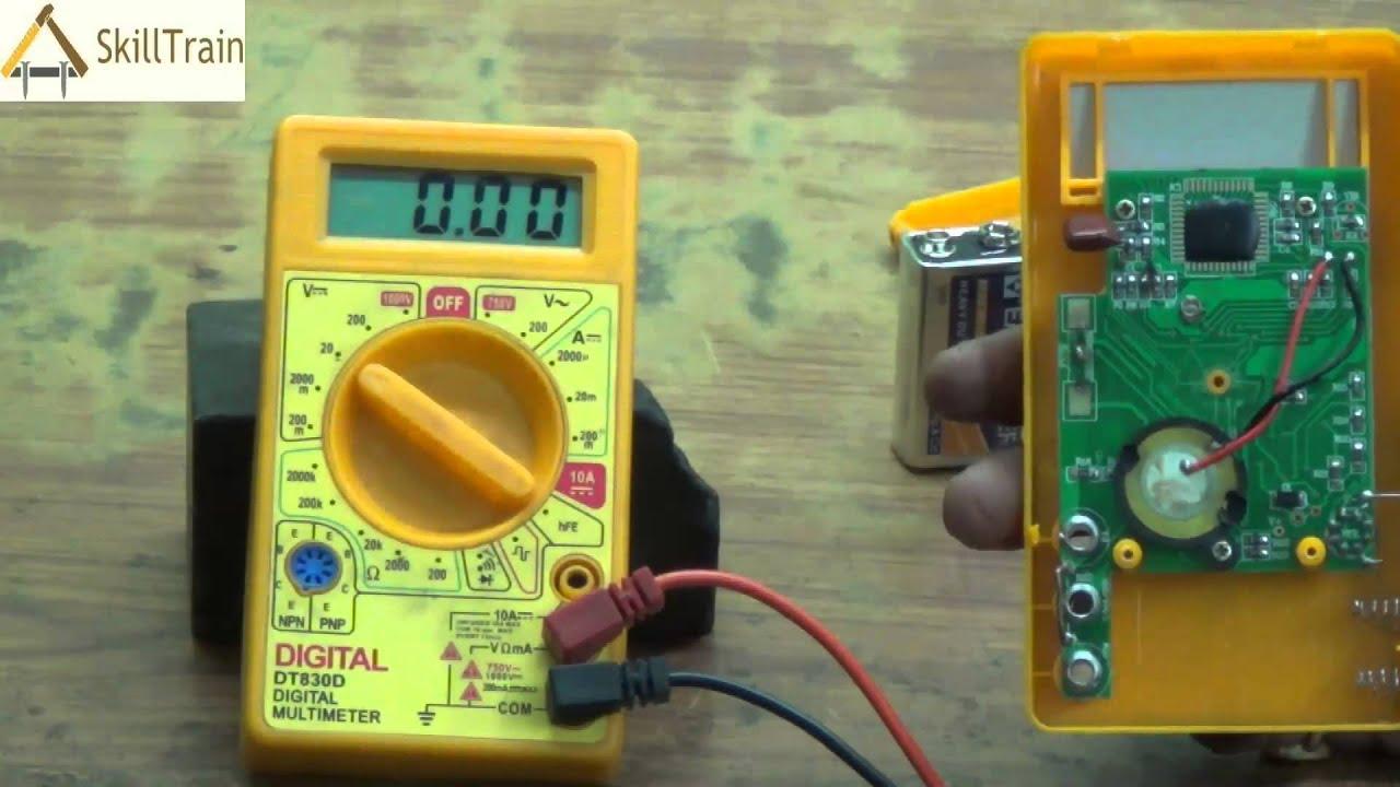 learn to repair a multimeter hindi youtube rh youtube com