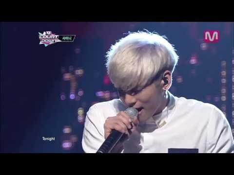 샤이니_떠나지 못해 (Sleepless Night by SHINee@Mcountdown 2013.5.23)