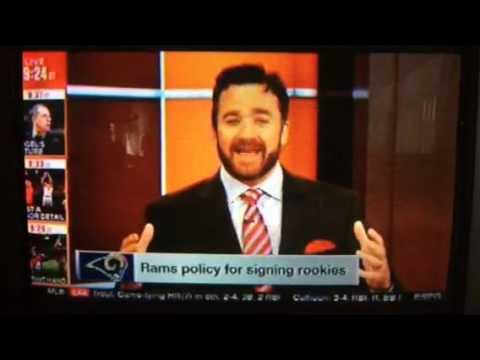 Jeff Saturday lets his phreak flag fly