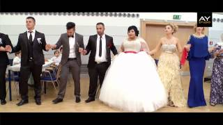 Gültan & Mazlum # 12 10 2014 # Herford Kurdish Dawet düğün Hochzeit Wedding 2014 PART 1