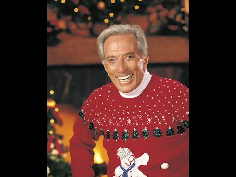 andy williams angels we have heard on high