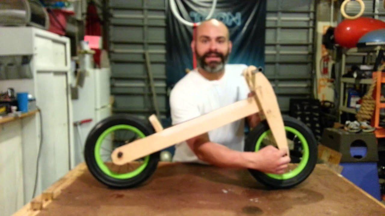 Balance Bike Home Made