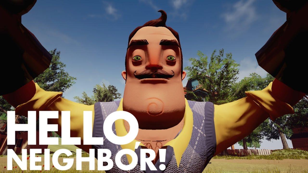 نتيجة بحث الصور عن Hello.Neighbor