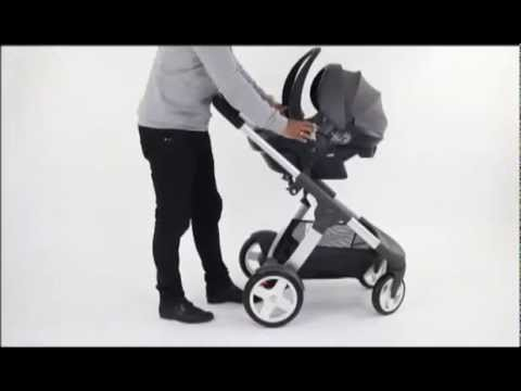 Welp How to install the iZi Go™ by BeSafe® car seat on your Stokke HL-37