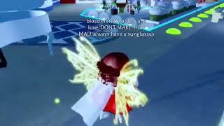 Roblox music video Clean Bandit ft Zara Larsson Symphony