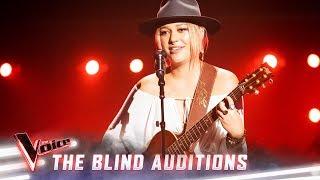 The Blind Auditions: Vendulka sings 'Karma Chameleon' | The Voice Australia